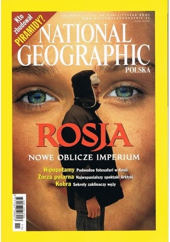 National Geographic 11/2001 (26) - Redakcja magazynu National Geographic