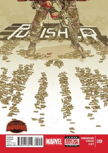 Punisher vol 9 #19 - Last Days Of...: Final Punishment: Part One - Nathan Edmondson