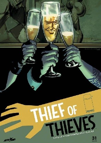 Thief of Thieves #31 - Andy Diggle